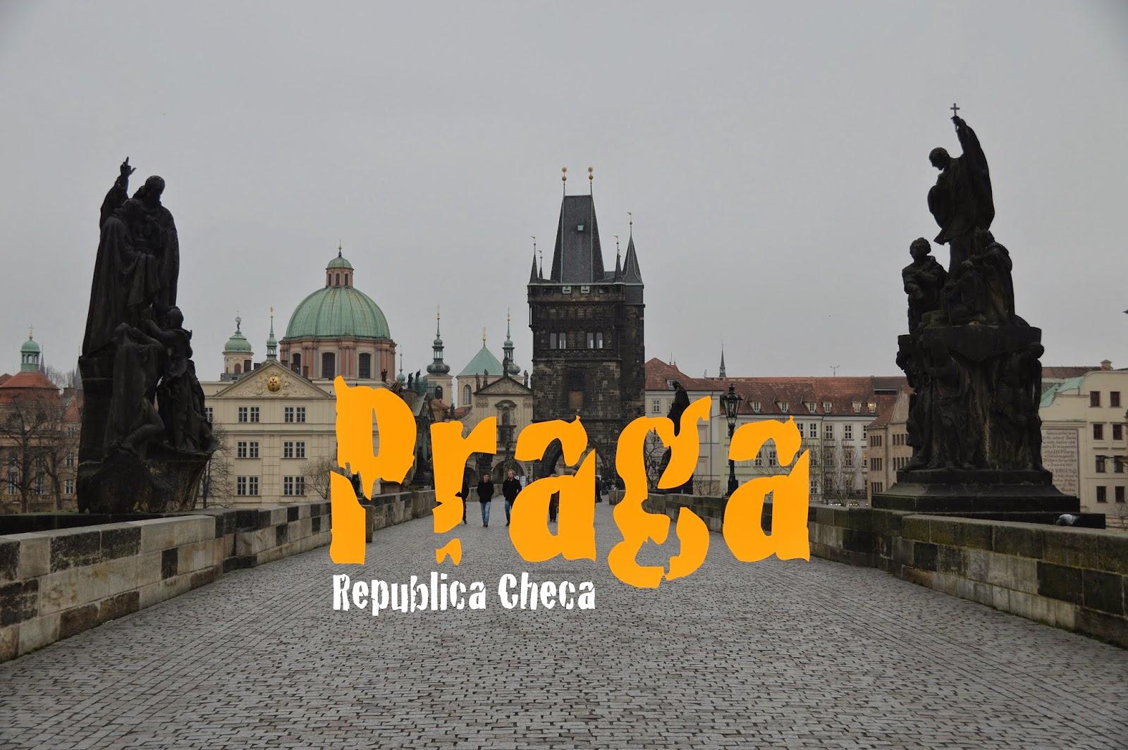O que visitar em Praga, República Checa