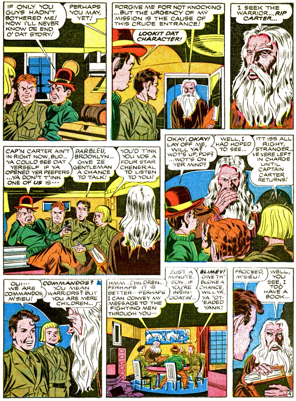 Boy Commandos issue 2 - Page 36