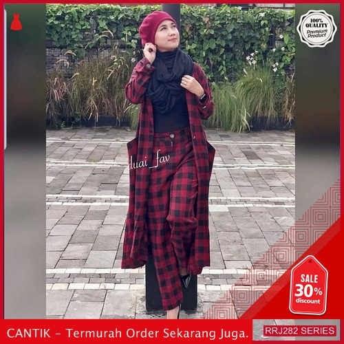 Jual RRJ282S269 Set Coat Set Wanita St Terbaru Trendy BMGShop