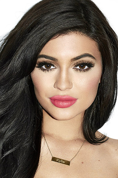 Kylie Jenner in a photo shoot by Terry Richardson