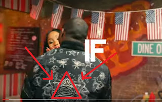 Conspiracy: Are These Not Illuminati Signs In Davido's If Music Video?!. (READ)