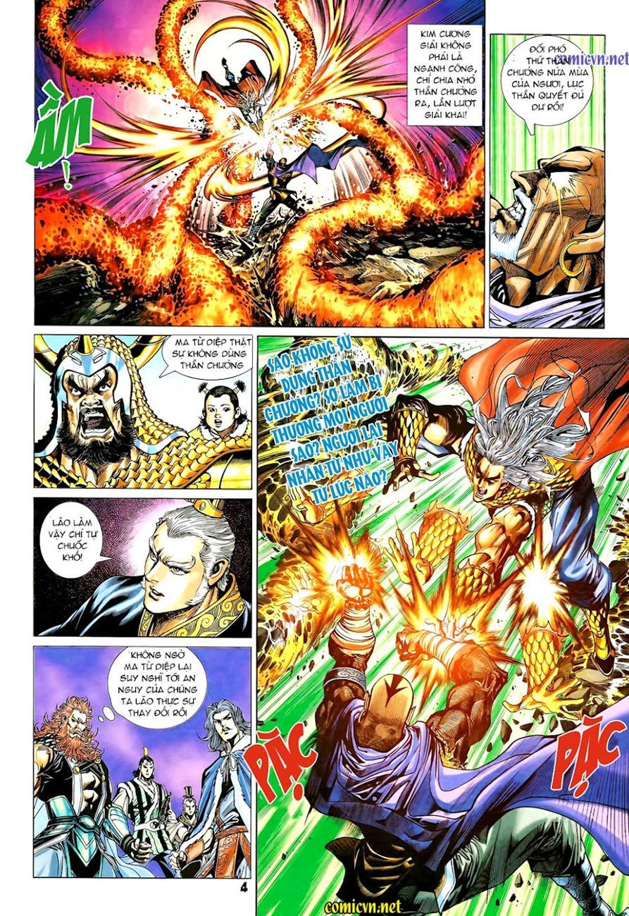 Đại Đường Uy Long chapter 100 trang 4
