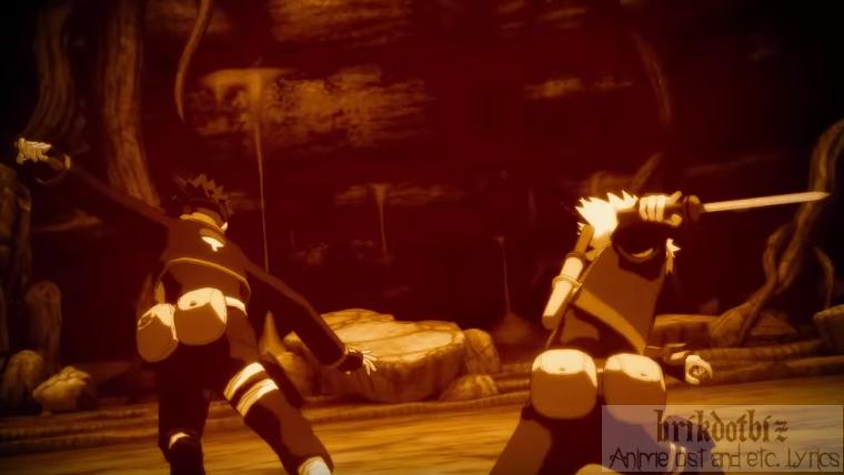 Spiral Lyrics (Naruto Shippuden: Ultimate Ninja Storm 4