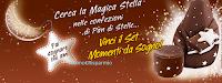 Logo Pan di Stelle: partecipa e vinci bellissimi set  '' Momenti da sogno''
