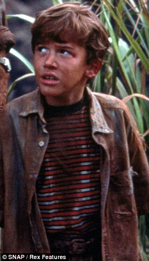 Joseph Mazello The Kid From Jurassic Park Is Now 29 And In Gi Joe