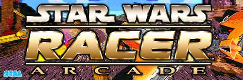 Sega Hikaru Collection: Star Wars Racer Arcade
