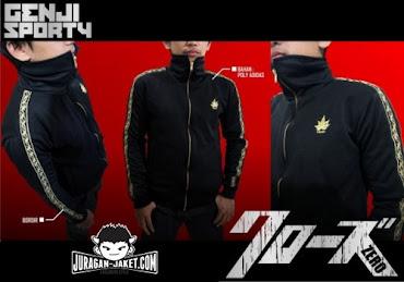 jas exclusive jaket genji sporty edition (gps) 220k