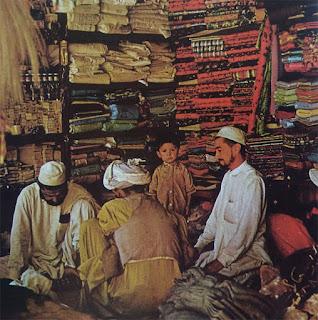 Foto industri kerajinan tangan di Pakistan