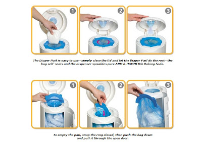 Diaper Pail How-to