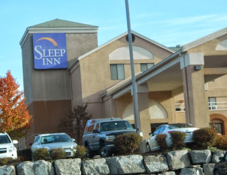 The Sleep Inn in State College Pennsylvania