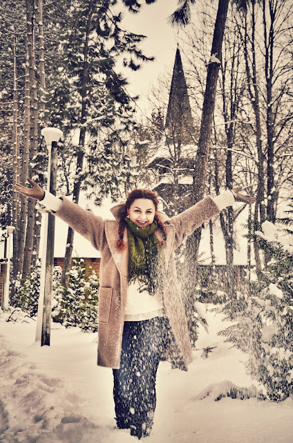 imperfect muse dress code for snow