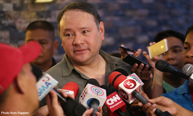 Netizens agree to Gibo Teodoro's point of view on Marawi Airstrike