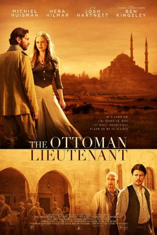 The Ottoman Lieutenant [2016] [DVD9] [NTSC] [Latino]
