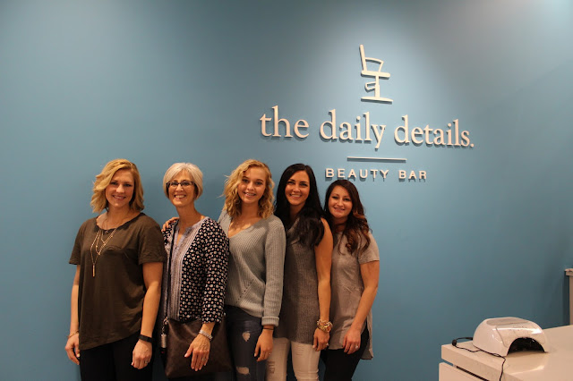 Best nail spa Charlotte, NC, The Daily Details review