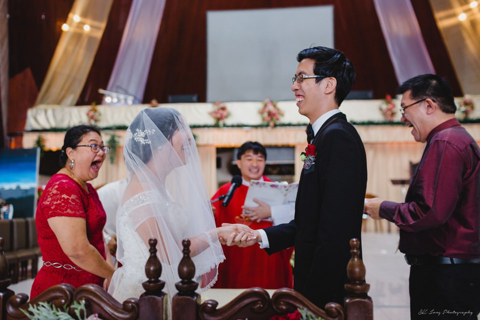 Evelyn & Kenneth Wedding, Church Wedding Kuching, Kuching Wedding, St. Joseph Church Kuching Wedding, Kuching Wedding Photographer, SK Jong Photography