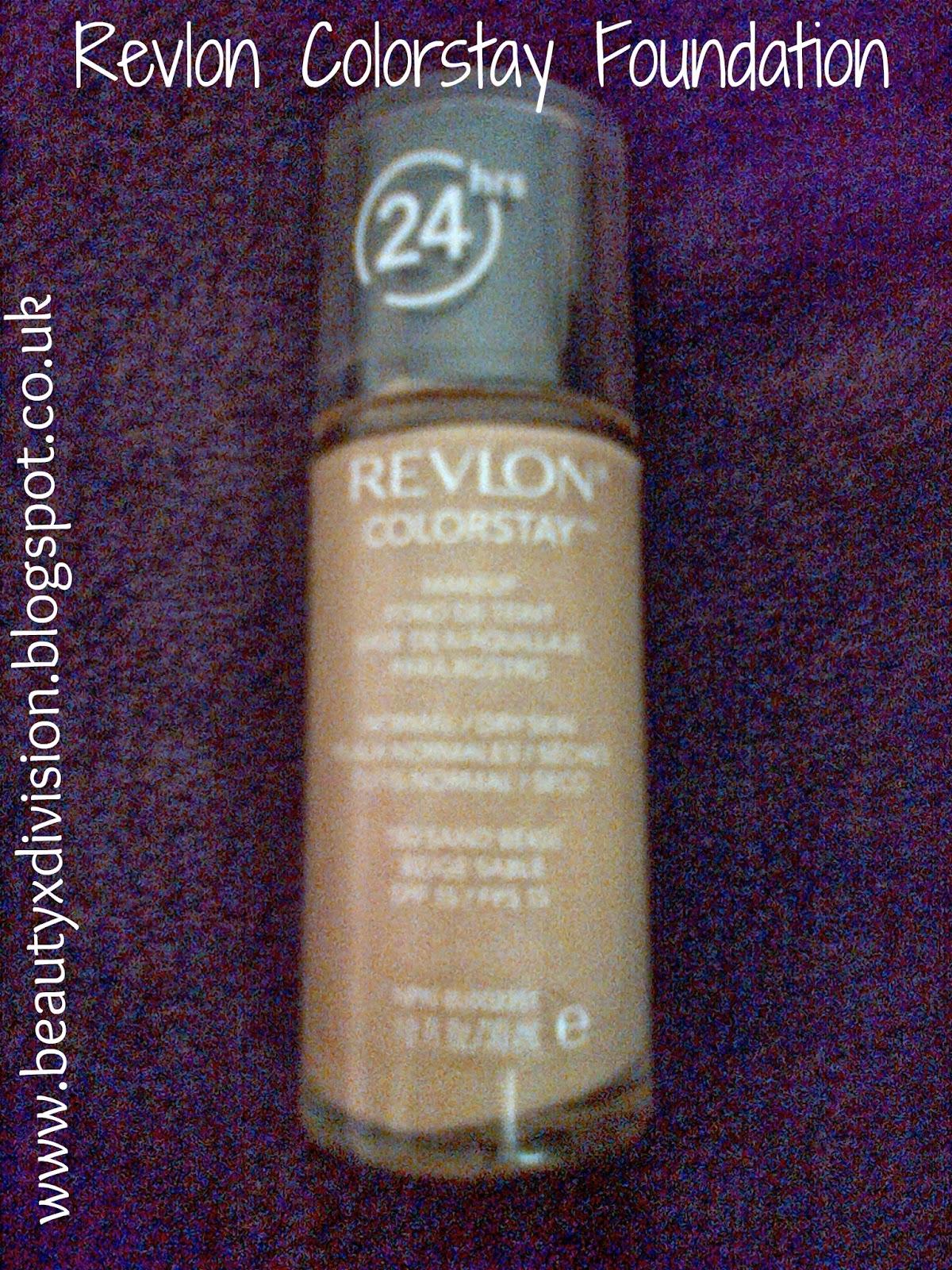 Revlon Colorstay Foundation Sand Beige