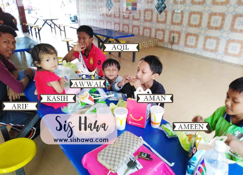 Pengalaman Jadi Mak Anak Ramai Banyak Mengajarku Tentang Hidup