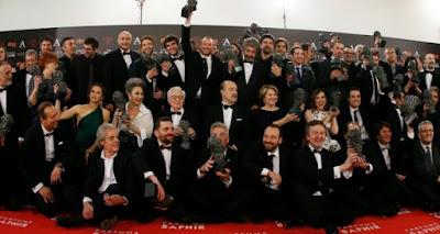 'Truman' se convierte en la triunfadora de los Premios Goya 2016. MÁS CINE. Making Of. Noticias.