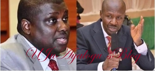 I Turned Down Magu's Invitation to Work With Him - Maina Spits Fire, Accuse Big Names of Stealing in Aso Rock