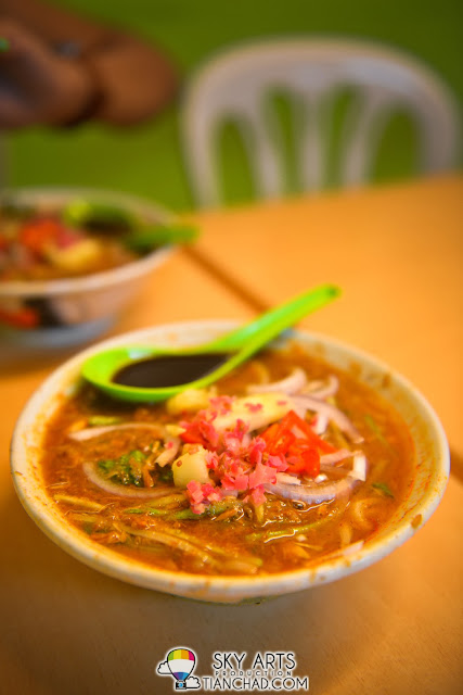Awesome Penang Laksa!!
