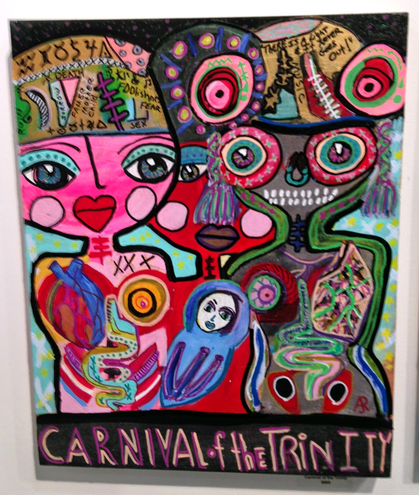Idiosyncratic Art: Idiosyncratic Fashionistas: Outsider Art Fair
