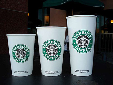 Starbucks Secret Menu Say What Secret Sizes
