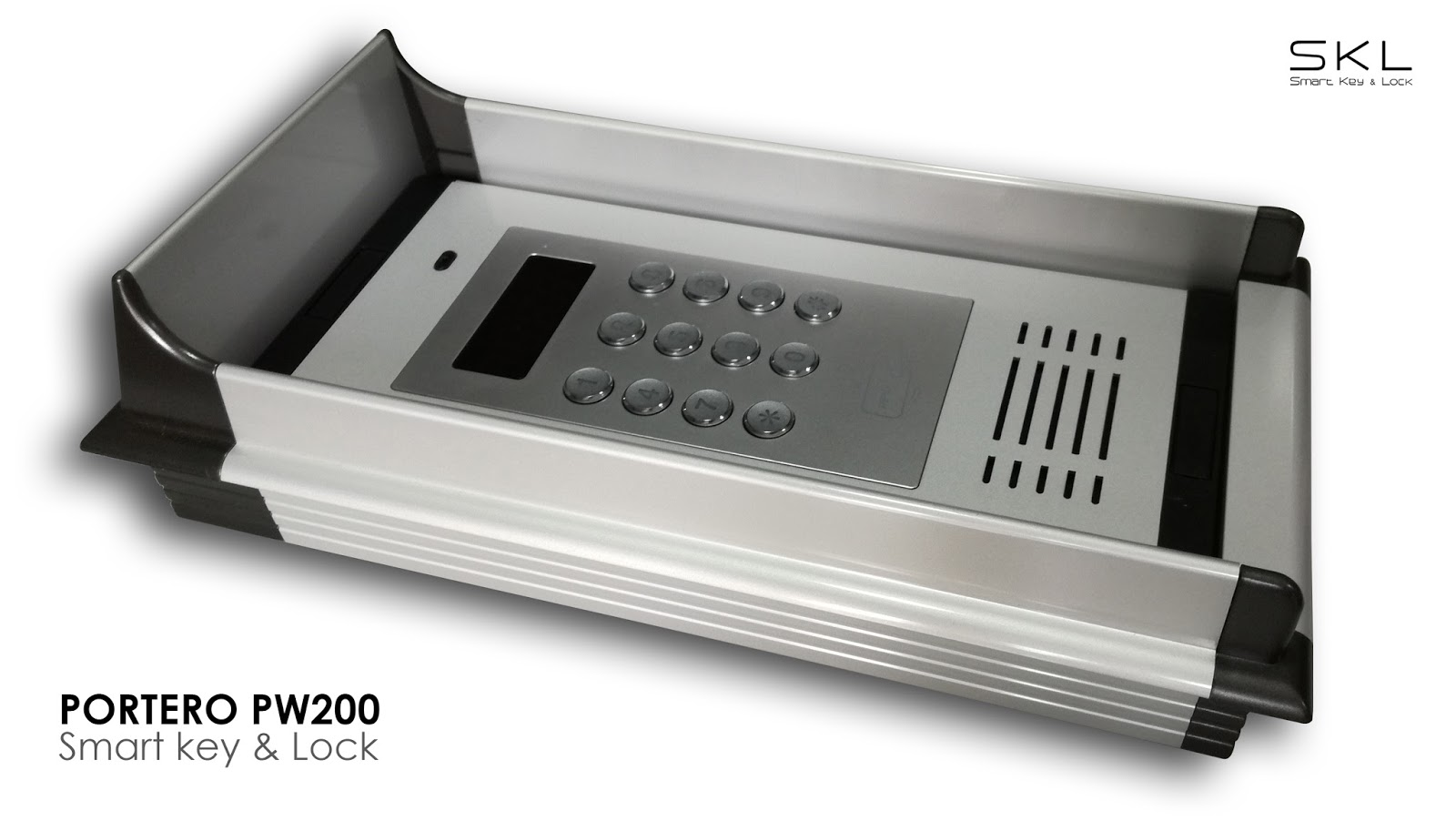 Skl cerraduras electr nicas por qu el portero autom tico sin cables es la mejor opci n para - Cerraduras electronicas para casa ...