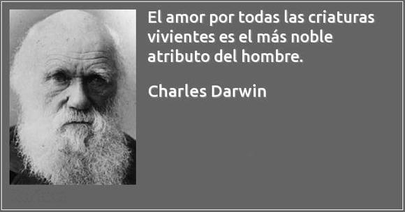 Resultado de imagen para CHARLES DARWIN FRASES