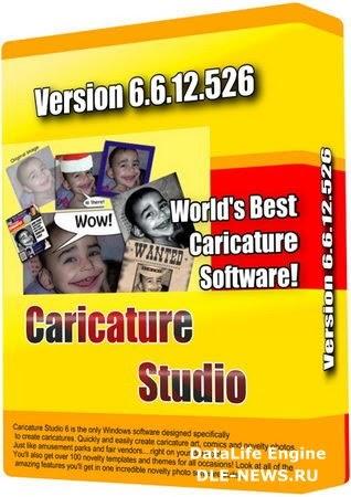 free download caricature studio 6 full crack