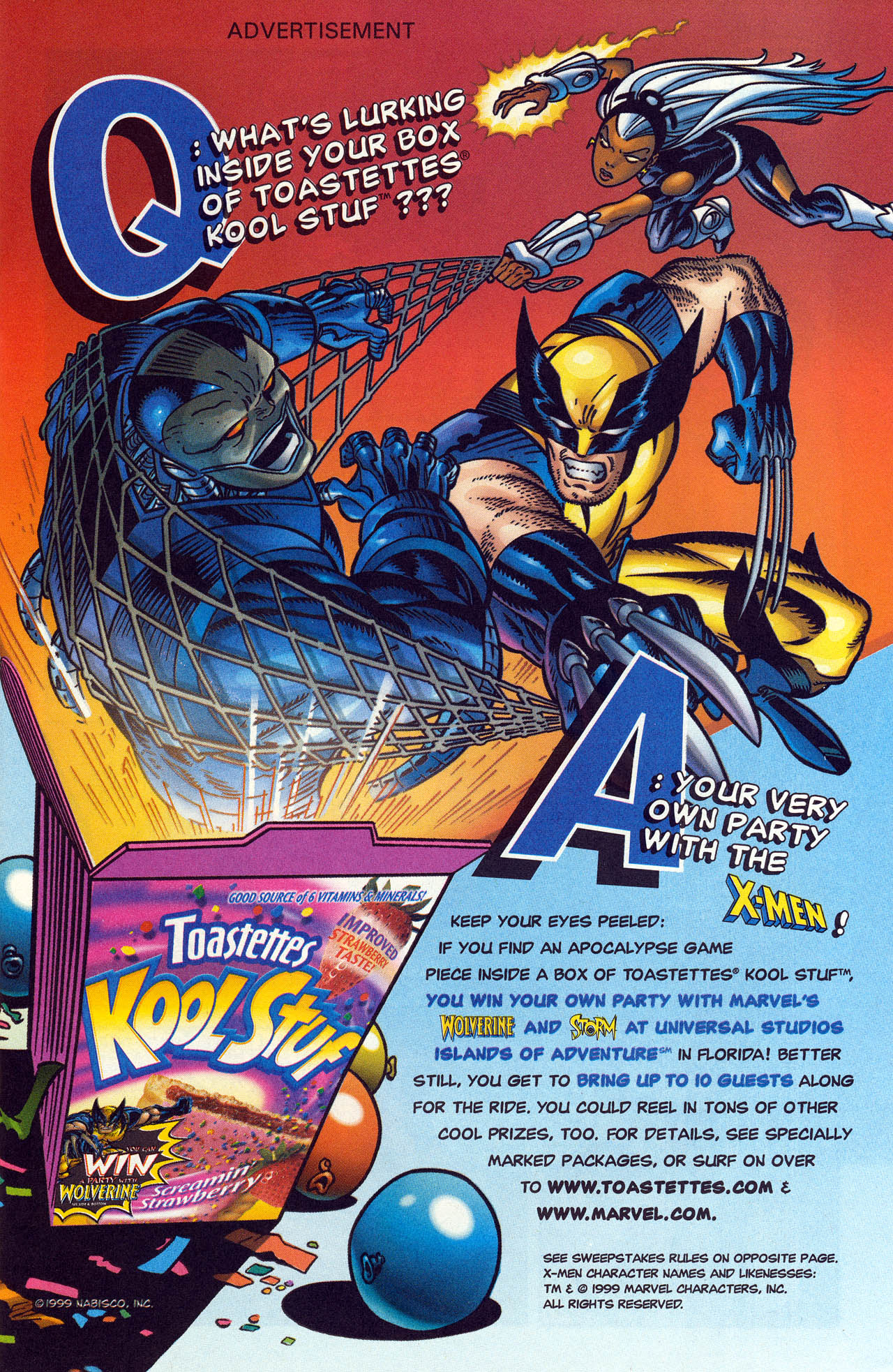 Read online X-Force (1991) comic -  Issue #94 - 9