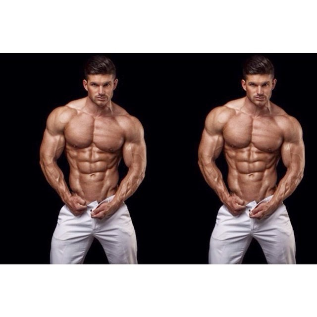 Daily Bodybuilding Motivation: Ripped and Aesthetic