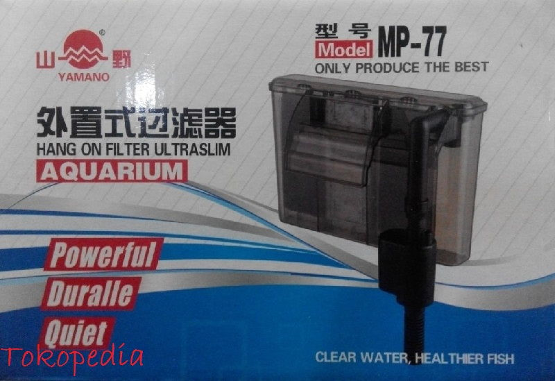 Gambar Filter Aquarium Air Tawar Yamano MP 77