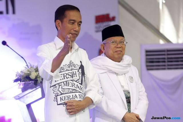 Jokowi: Di Tangan Pemuda, Bangsa Ini Akan Maju, Netizen: Clear, Bukan Orang Tua