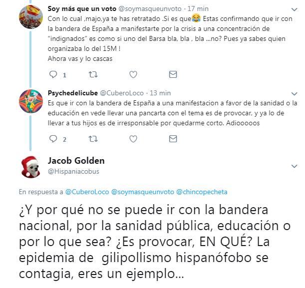 epidemia gilipollismo hispanófobo, se contagia, Golden Jacob