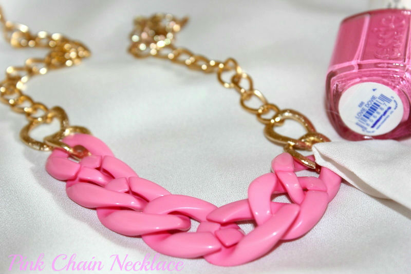 Отзыв: Колье-цепь из китайского интернет-магазина JewelryCoco.