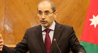 تصريحات وزير الخارجية الأردني حول فتح الحدود مع سوريا