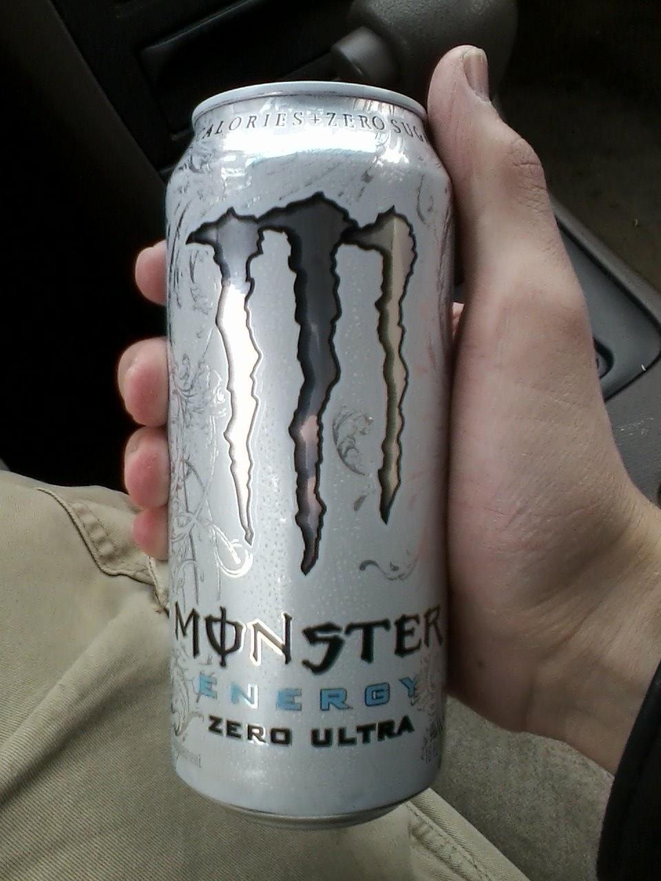 Caffeine Review For Monster Energy Zero Ultra