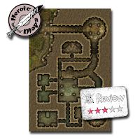 Frugal GM Review: Heroic Maps' The Deepwood Catacombs