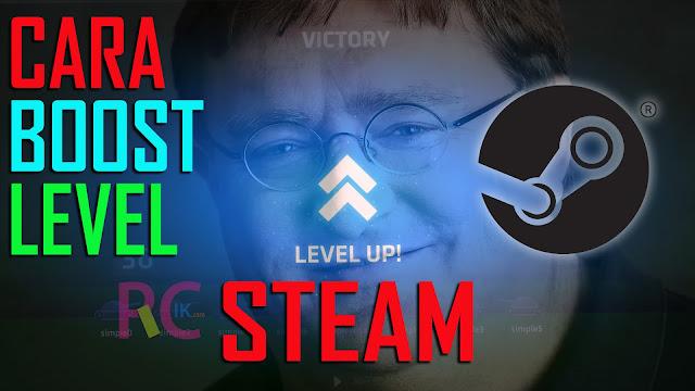 Ini Cara Tercepat Menaikkan Level Akun Steam Serta Fungsi dari Card Drop dan Badges: Based on Pengalaman Sendiri