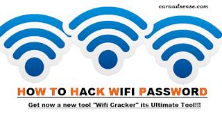 Cara Mengetahui Pasword Wifi Menggunakan Android