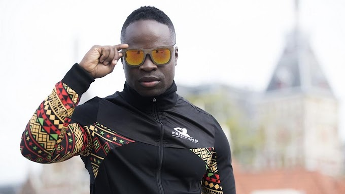 Ghana's skeleton athlete, Akwasi Frimpong launches clothing line