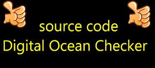 source code Digital Ocean Checker