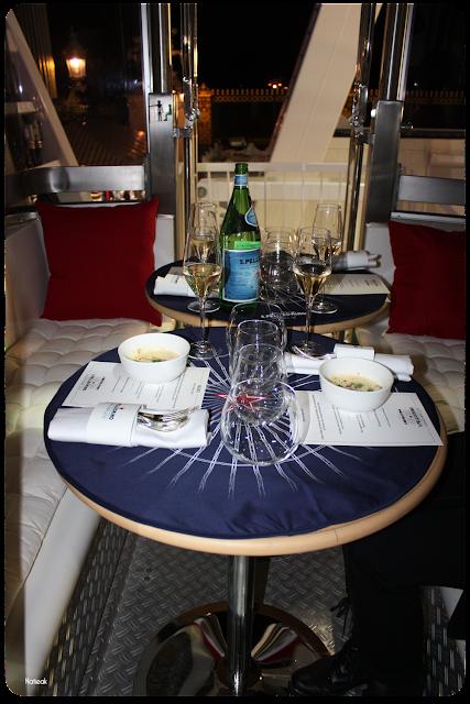 Grande roue, place de la Concorde avec San Pellegrino