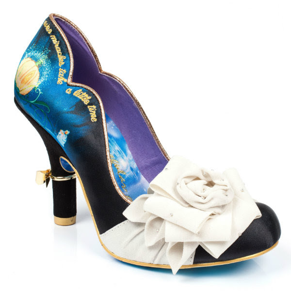 irregular choice disney cinderella Bibiddi Bobbidi preview