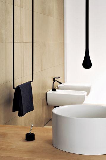 toilettes minimalistes