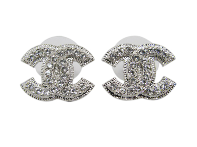 Chanel Stud Earrings | www.pixshark.com - Images Galleries ...