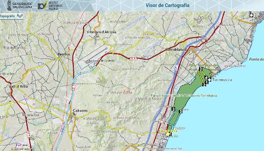 La nutria llega al Parque Natural del Prat de Cabanes-Torreblanca