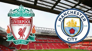 Susunan Pemain Liverpool vs Manchester City #LIVMCI