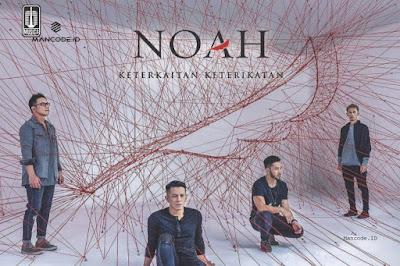 Kumpulan Lagu Noah Mp3 Terbaru Album Keterkaitan-Keterkaitan