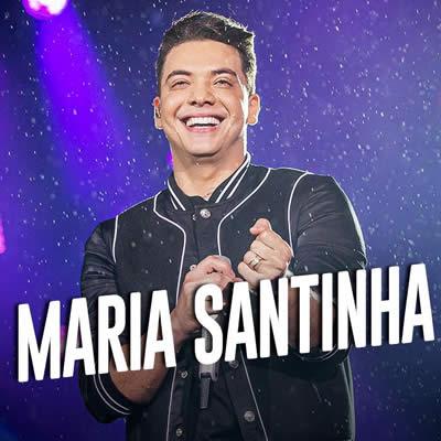 Wesley Safadão - Maria Santinha (Ao Vivo)